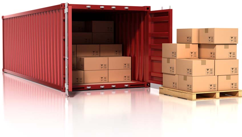 LCL Services - Nautical Cargo