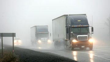 Prolonged rains have warranted for special cargo precautions