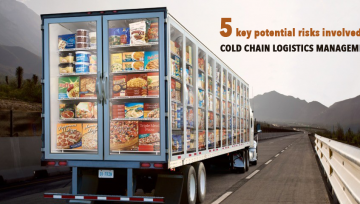 5 key potential risks involved in Cold Chain Logistics Management